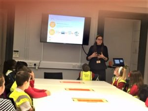 Lucy Preston, Maths with Parents, teaching primary school children about setting up new businesses